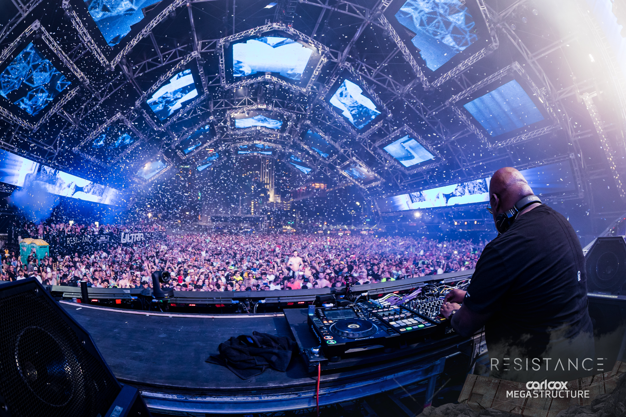 Ultra_2017_aLIVE Coverage - RESISTANCE Carl Cox MegaStructure