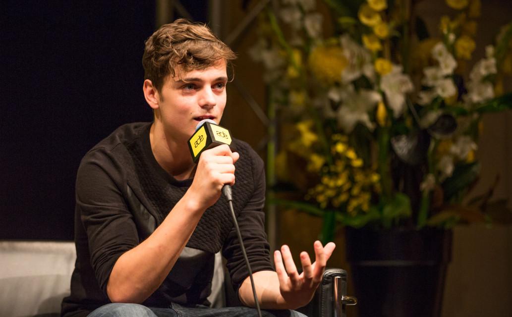 Martin Garrix no ADE / Foto: divulgação
