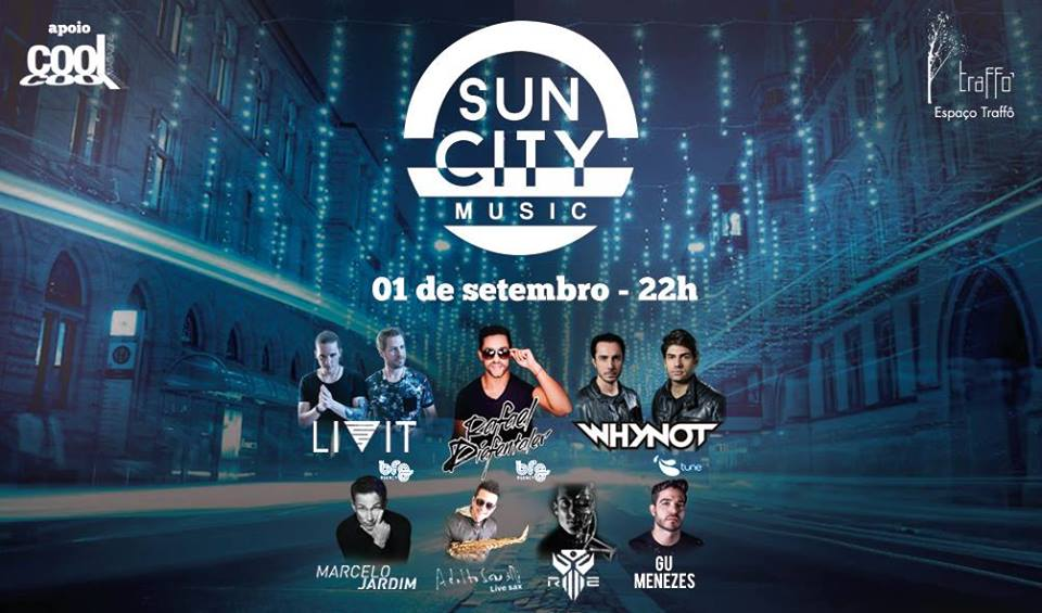Sun City - Divulgação