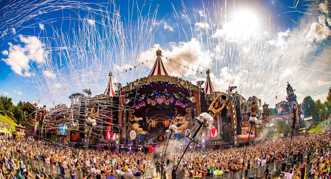Tomorrowland Bélgica / Créditos: divulgação