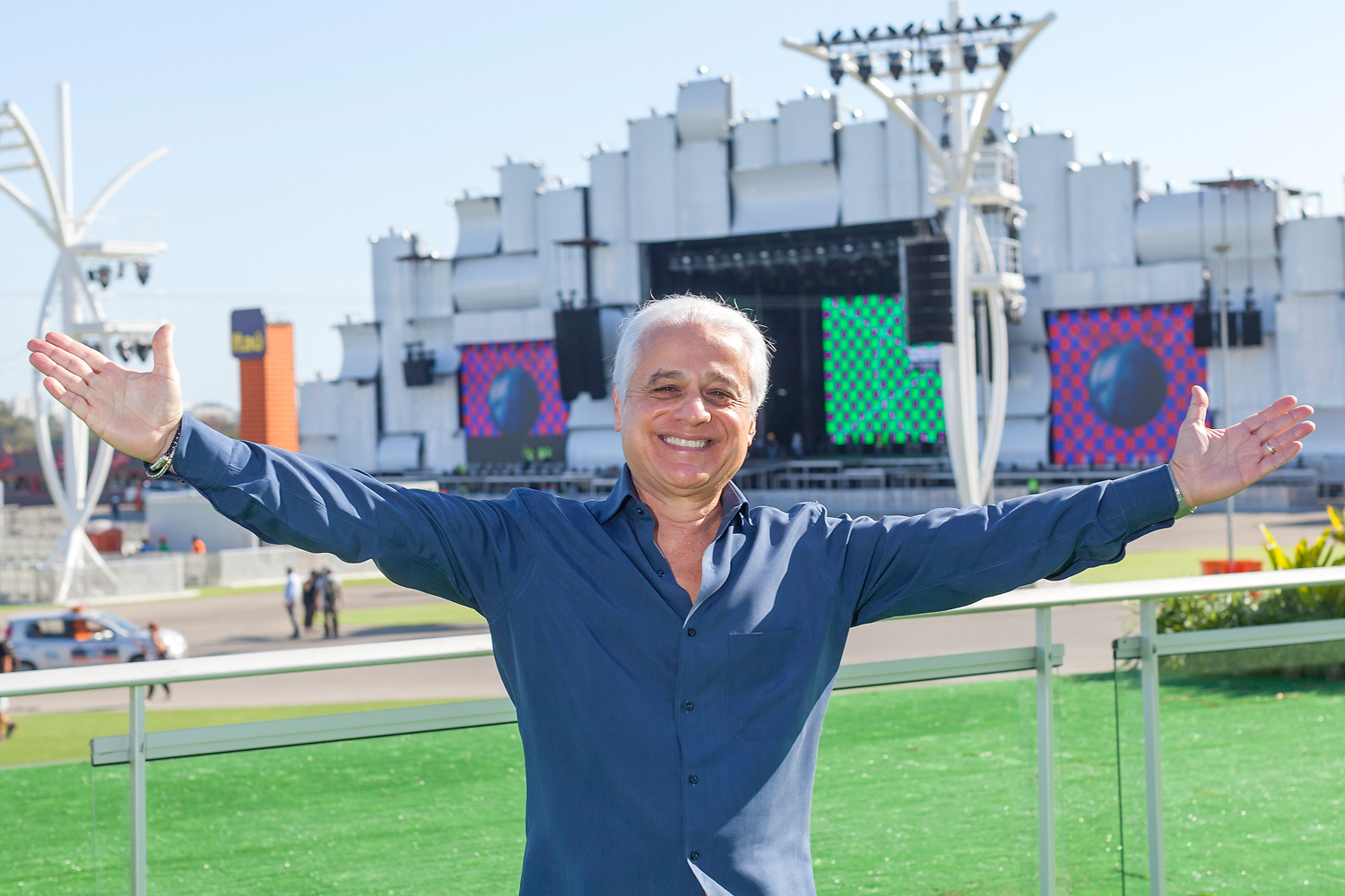 Roberto Medina - Fundador do Rock in Rio