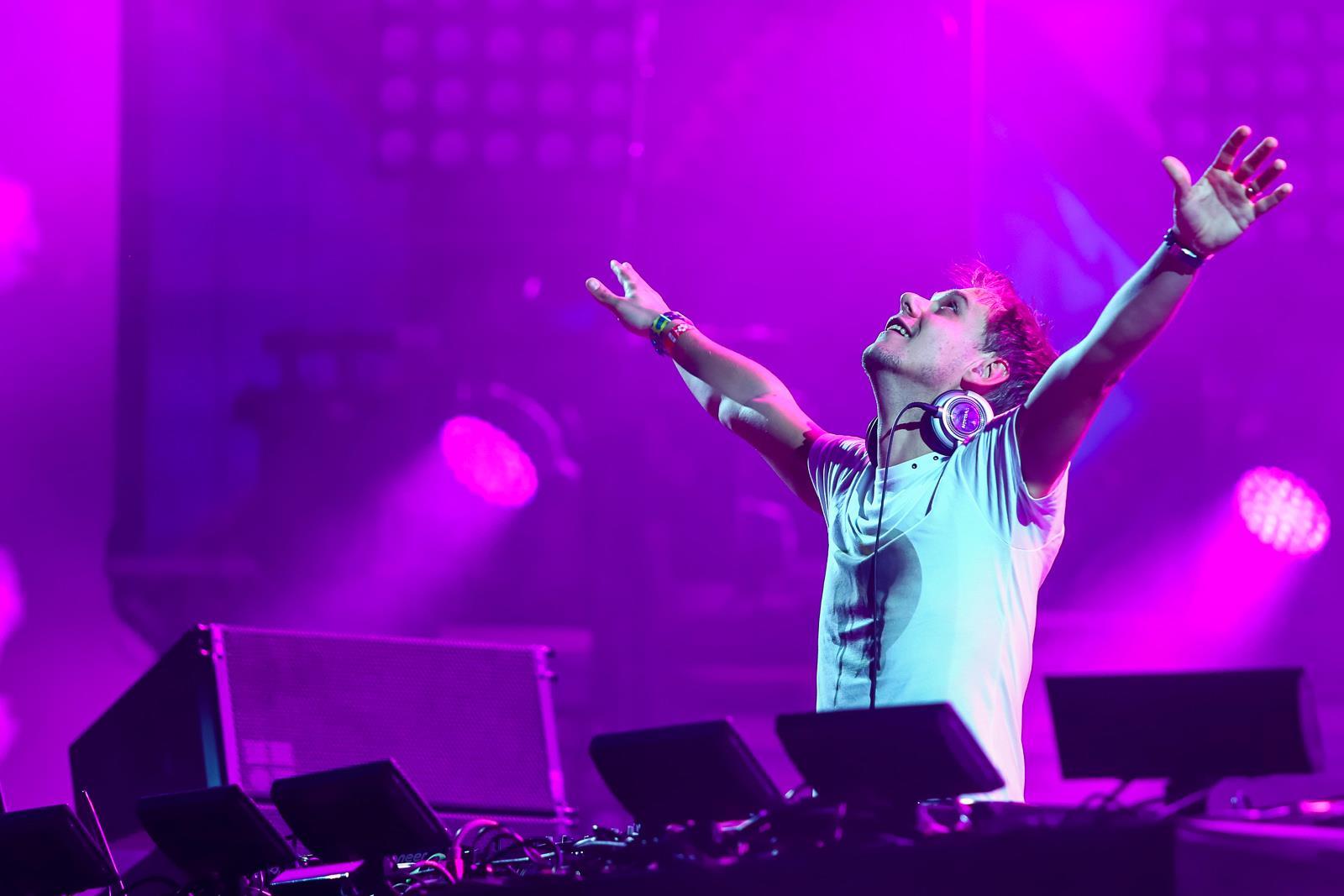 Armin van Buuren / créditos: divulgação