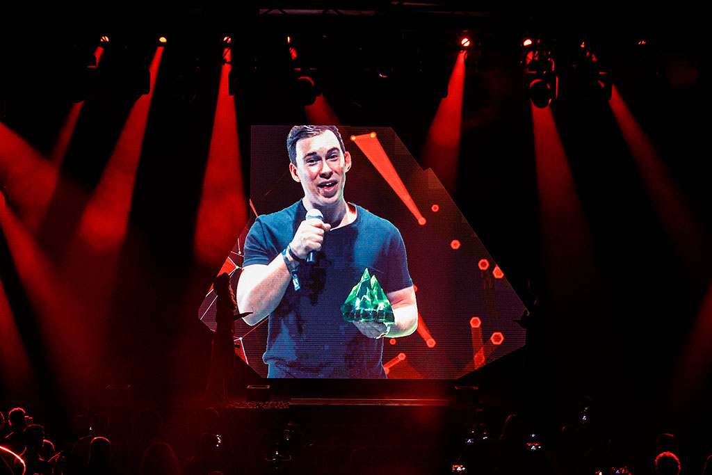 Hardwell Dj Awards Ibiza