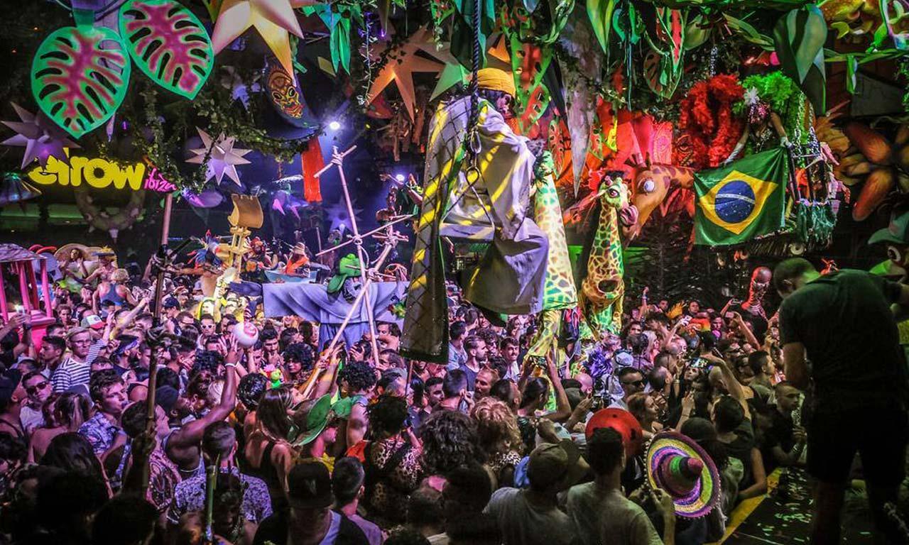 Elrow Ibiza / Créditos: divulgação