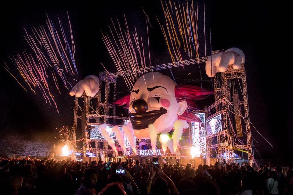 Playground Festival / Créditos: divulgação
